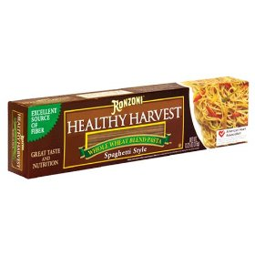 Ronzoni Heathly Harvest Whole Wheat Spaghetti 12oz Box