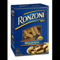 Ronzoni Rigatoni 16oz Box