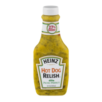 Heinz Hot Dog Relish 12.7oz BTL