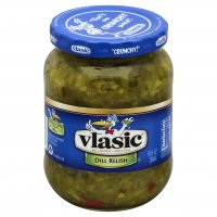 Vlasic Relish Dill 10oz Jar