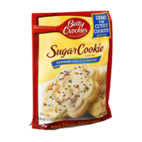 Betty Crocker Cookie Mix Sugar Cookie 17.5oz PKG