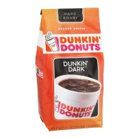 Dunkin Donuts Coffee Ground Dark Roast 11oz Bag
