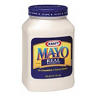 Kraft Real Mayonnaise 48oz. Jar