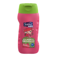 Suave Kids 2 in 1 Shampoo Smoothers Strawberry 12oz BtL