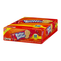 Nabisco NutterButter Cookies 1.9oz 12 CT PKG product image