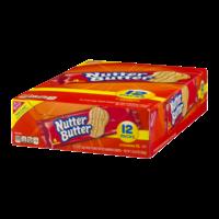 Nabisco NutterButter Cookies 1.9oz 12 CT PKG