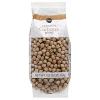 Store Brand Garbanzo Beans - Dry 16oz Bag
