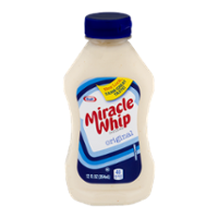 Kraft Miracle Whip Dressing Original 12oz Squeeze BTL