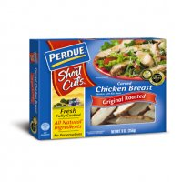 Perdue Short Cuts Carved Chicken Breast Original Roast 9oz PKG
