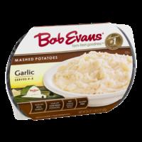 Bob Evans Side Dishes Garlic Mashed Poatoes 24oz PKG