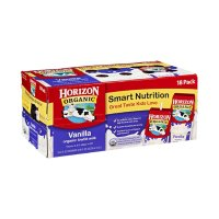 Horizon Organic Milk Vanilla Lowfat 18CT of 8oz Boxes