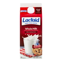 Lactaid 100% Lactose Free Milk Whole 64oz. CTN