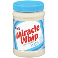 Kraft Miracle Whip Light Dressing 15oz Jar