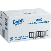 Domino Sugar Packets 2000CT Box