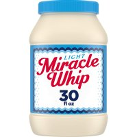 Kraft Miracle Whip Light Dressing 30oz Jar