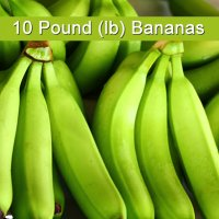 Bananas Green Turning 10 LBS product image