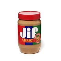 Jif Creamy Peanut Butter 40oz Jar