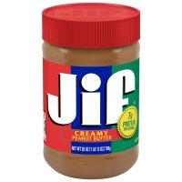 Jif Creamy Peanut Butter 28oz Jar