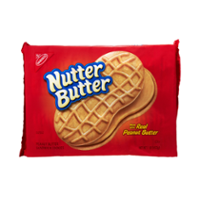 Nabisco Nutter Butter Cookies 16oz PKG