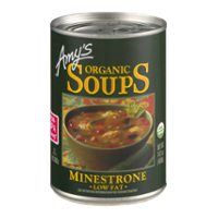Amy's Organic Minestrone Soup 14.1oz Can