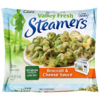 Green Giant Valley Fresh Steamers Broccoli & Cheese 12oz Bag product image