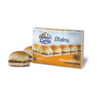 White Castle Cheeseburgers Microwaveable 6CT 11oz
