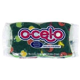 O-Cel-O Heavy Duty Scrub Sponge 6CT