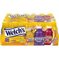 Welch's Fruit Drink Variety Pack 10oz EA 24PK Bottles product image