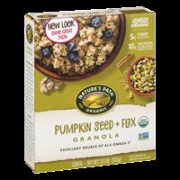 Nature's Path Pumpkin Seed & Flax Granola 11.5oz product image