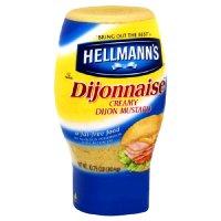 Hellmann's Dijonnaise Creamy Dijon Mustard 9.5oz Squeeze BTL