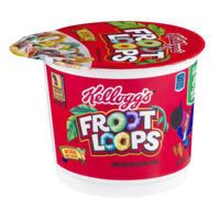 Kellogg's Froot Loops Cereal Single 1.5oz Cup product image