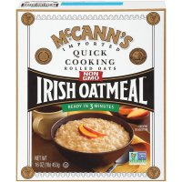 McCann's Irish Oatmeal Quick Cooking 16oz Box