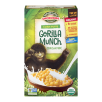 Nature's Path EnviroKidz Organic Gorilla Munch Cereal 10oz Box product image