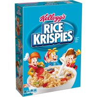 Kellogg's Rice Krispies Cereal 12oz Box