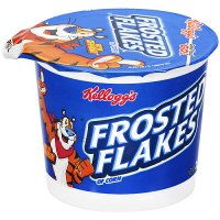 Kellogg's Frosted Flakes Cereal Single 2.1oz Cup