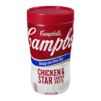 Campbell's Soup on the Go Chicken & Stars 10.75oz Can