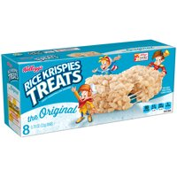 Kellogg's Rice Krispies Treats Original 8CT 6.2oz Box