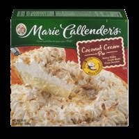 Marie Callender's Coconut Cream Pie 38oz PKG product image