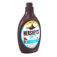 Hershey's Syrup Chocolate Flavored Lite 18.5oz BTL