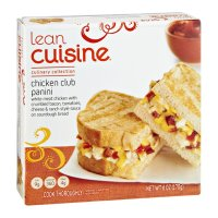 Stouffer's Lean Cuisine Chicken Club Panini 6oz PKG