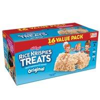 Kellogg's Rice Krispies Treats Original 16CT 12.4oz Box