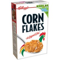 Kellogg's Corn Flakes Cereal 18oz Box