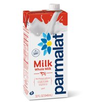 Parmalat Long Life Milk Whole Vitamin D 1QT CTN