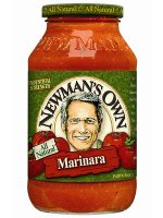 Newman's Own Marinara Pasta Sauce 24oz Jar