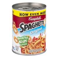 Campbell's SpaghettiOs Original 14.2oz Can