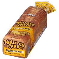Nature's Own Butterbread  20oz PKG