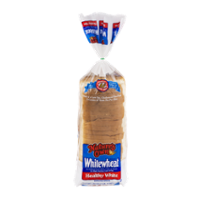 Nature's Own White Wheat Healthy White Bread 20oz PKG