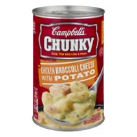 Campbell's Chunky Soup Chicken Broccoli Cheese & Potato 18.8oz Can