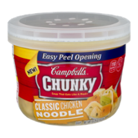Campbell's Chunky Soup Bowl Classic Chicken Noodle 15.25oz BWL