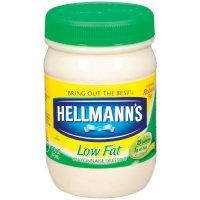 Hellmann's Mayonnaise Low Fat Dressing 15oz Jar product image